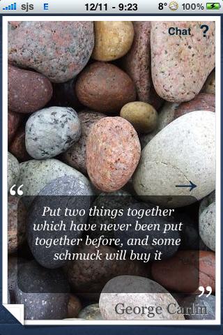 George Carlin Quotes screenshot #3
