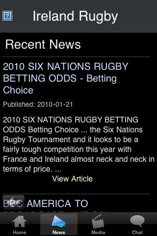 Rugby Fans - Ireland screenshot #2