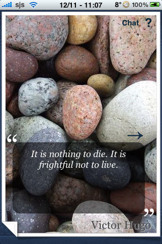 Victor Hugo Quotes screenshot #2