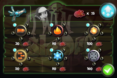 Twin Blades Lite screenshot #5