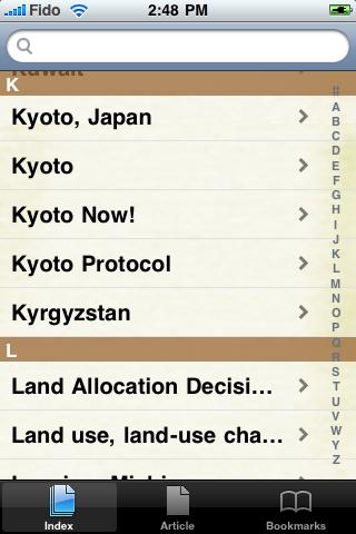 Kyoto Protocol Study Guide screenshot #2