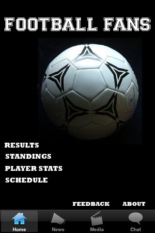 Football Fans - Deportiva screenshot #1