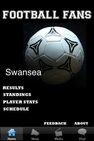 Football Fans - Swansea screenshot #1