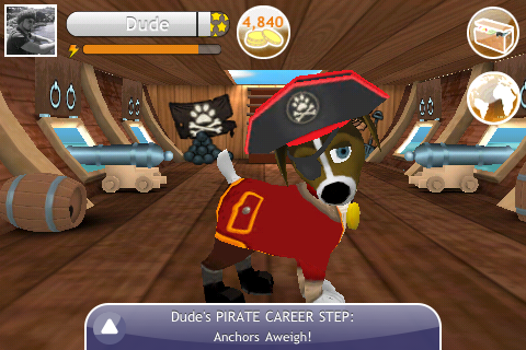 Touch Pets Dogs screenshot 3