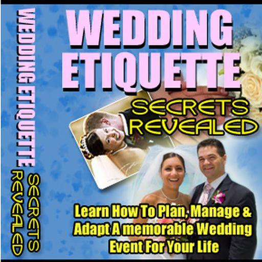 iGuides - Wedding Etiquette