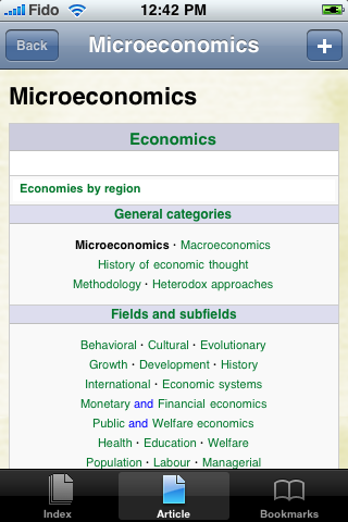 Microeconomcis Study Guide screenshot #1