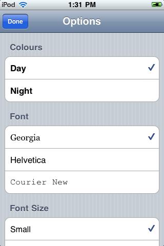 Guide to Organizing Your Home screenshot #1