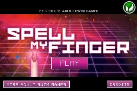 Spell My Finger screenshot #1