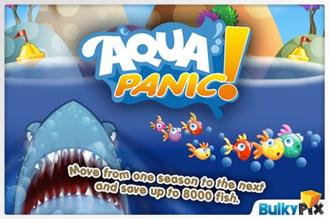Aqua Panic Deluxe screenshot #1