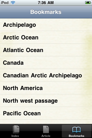 Northwest Passage Study Guide screenshot #3