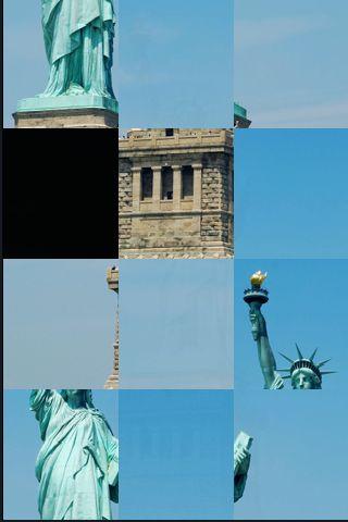 SlidePuzzle - Statue of Liberty screenshot #1
