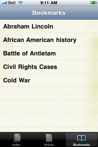 American Civil War Study Guide screenshot #2
