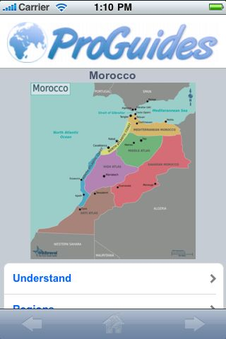 ProGuides - Morocco screenshot #3