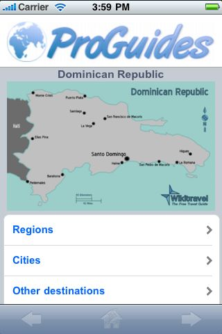 ProGuides - Dominican Republic screenshot #1