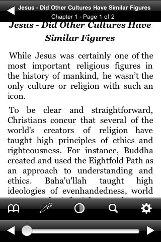 Jesus – Did Other Cultures Have Similar Figures screenshot #2