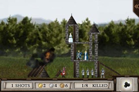 Crush the Castle Free screenshot #2