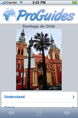 ProGuides - Santiago screenshot #1