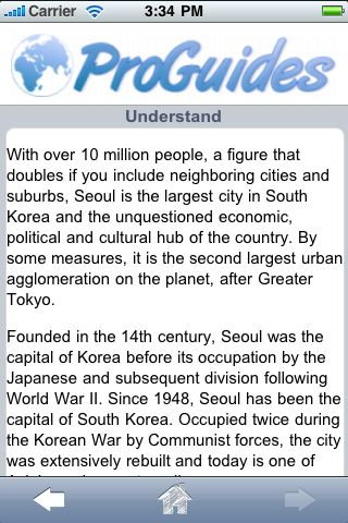 ProGuides - Seoul screenshot #3