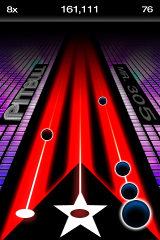 Tap Tap Revenge 2.6 screenshot 4