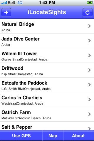 Aruba Sights screenshot #2