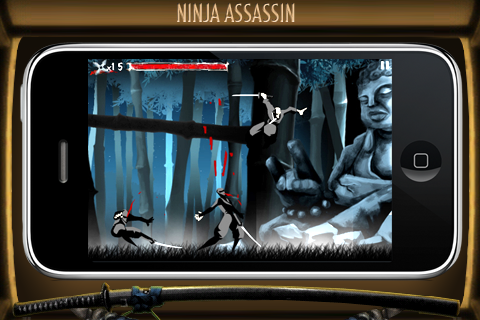 Ninja Assassin screenshot #3