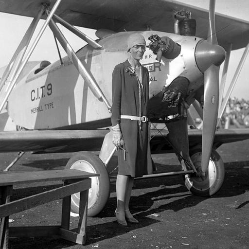 Amelia Earhart Study Guide