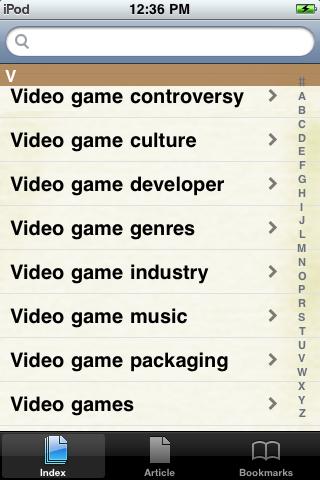 Video Games Study Guide screenshot #2