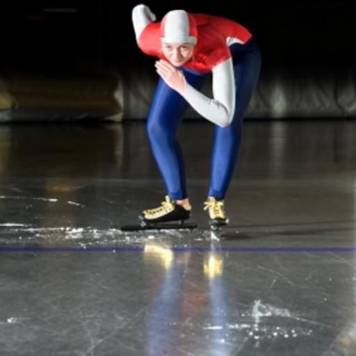 Speed Skater Slide Puzzle