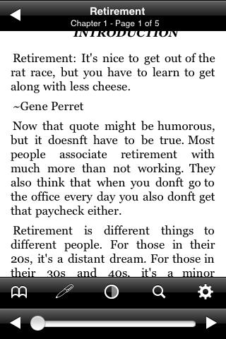 Retirement Planning screenshot #3