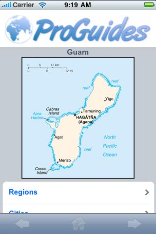 ProGuides - Guam screenshot #1