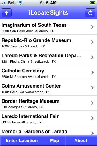 Laredo, Texas Sights screenshot #2