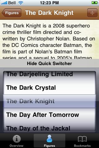 The Movie Almanac screenshot #3