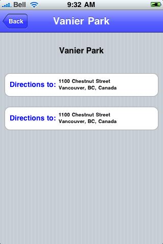 Vancouver Sights screenshot #3