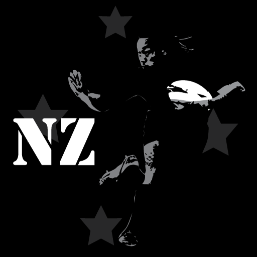 Rugby Fans - New Zealand
