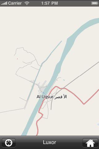 iMapsPro - Luxor screenshot #2