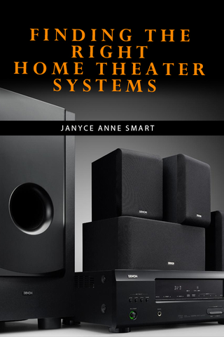 Finding The Right Home Theatre Systems screenshot #1