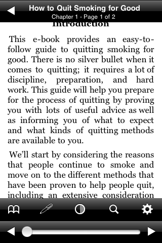 How To Quit Smoking Today screenshot #2