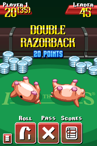 Pass the Pigs screenshot #1