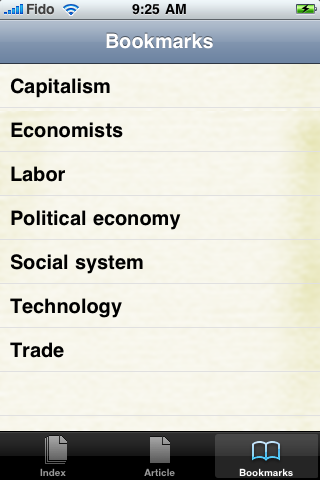 Capitalism Study Guide screenshot #3