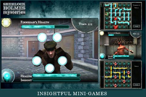 Sherlock Holmes Mysteries screenshot #4
