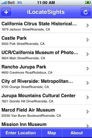 Riverside, California Sights screenshot #2