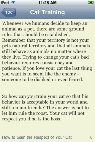 How to Train Your Cat screenshot #2