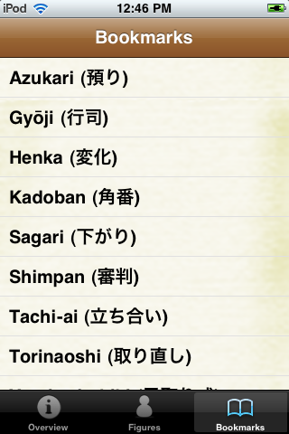 Sumo Terminology Pocket Books screenshot #5