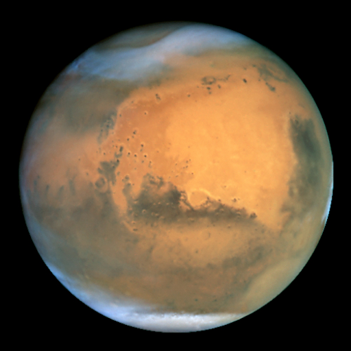 Mars Study Guide