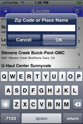 iLocate - Consignment Stores screenshot #3