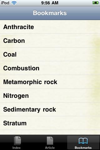 Coal Study Guide screenshot #3