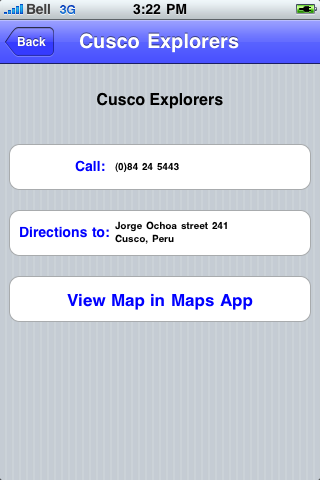 Cuzco Sights screenshot #3