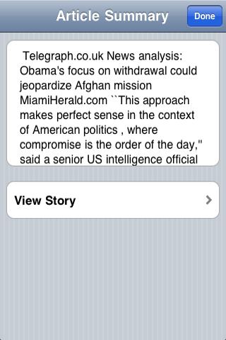 H1N1 News screenshot #3