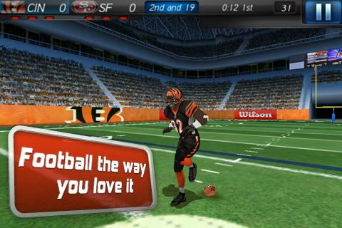 NFL 2011 FREE screenshot 4