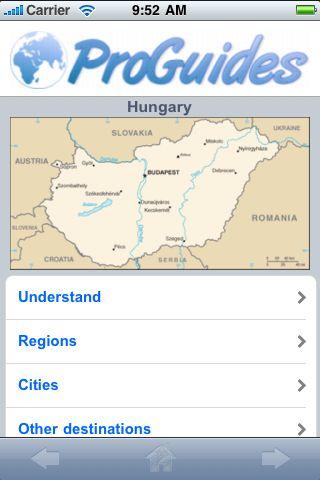 ProGuides - Hungary screenshot #1